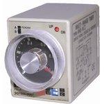 SQ1503-0007, РВ1A, Реле времени 2 реж. 1 сек/10 мин-5 А-220 В -8Ц