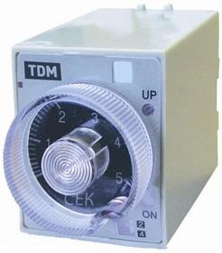 SQ1503-0011, РВ2D, Реле времени 10 сек/60 мин-5 A-220 В-8Ц