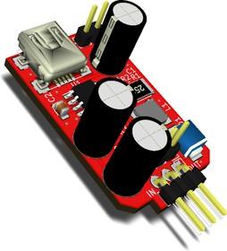 RDC1-0016, Импульсный повышающий преобразователь напряжения на MC34063