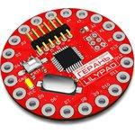Проект Герань. Classification level LilyPad, Наш клон Arduino LilyPad для самостоятельной сборки
