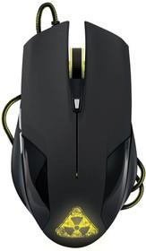 Мышь OKLICK 765G SYMBIONT оптическая проводная USB, черный [gm-w-610]