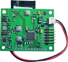Фото 1/2 MiniSensor 2.0 (Arduino) с Wi-Fi, Модуль на базе ATmega 328 с барометром, гироскопом, магнетометром, акселерометром, Wi-Fi