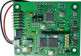 Фото 1/2 MultiSensor 2.0 (Arduino) с Bluetooth 4.0, Модуль на базе ATmega 328 с барометром, гироскопом, магнетометром, акселерометром, Bluetooth 4.0