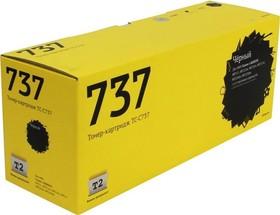 Картридж T2 TC-C737 737, черный