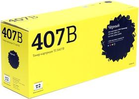Картридж T2 TC-S407B черный