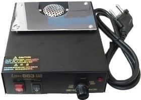 LUKEY-863, Преднагреватель плат BGA