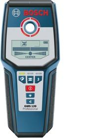 GMS 120, Детектор для обнаружения арматуры, цветных металлов, деревянных конструкций, электропроводки