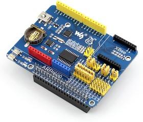 Фото 1/5 ARPI600, Плата раширения для подключения к Raspberry Pi плат раширения Arduino Shield's и модулей XBee