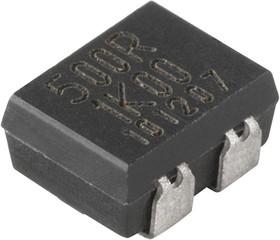 MU100R0/100R0BA, Сеть Резисторов, прецизионный, 100 Ом, MU Series, 100 Ом, 2 элемент(-ов), Делитель Напряжения, SMD