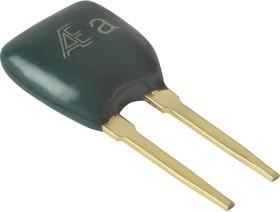 TLAX500K00A, Резистор в сквозное отверстие, 500 кОм, TLA Series, 125 мВт, ± 0.05%, Радиальные Выводы, 250 В