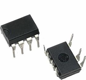 STRA6069H, ШИМ-контроллер со встроенным ключом, 700 В, 100 кГц, 19 Вт, [DIP-8, 7-pin]