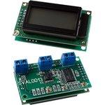 SVAL0013PW-10V-I1A, Цифровой вольтметр ( до 10В) + амперметр постоянного тока (до 1А)