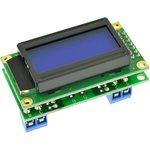 SVAL0013NW-100V-E50A, Цифровой вольтметр (до 100В)+амперметр постоянного тока без шунта ( до 50А)