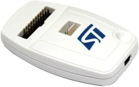 Фото 1/6 ST-LINK/V2 [EN Version], Внутрисхемный программатор/отладчик JTAG для мк STM8 и STM32