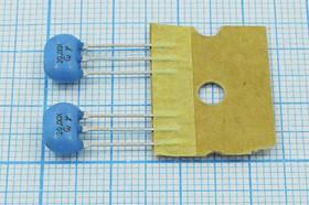 Керамические резонаторы 20МГц с тремя выводами, голубые, 20000 \C09x5x07P3\\5000\ \CST20,0MXW040\3P (20.00X)