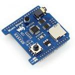 Music Shield, Плата расширения для Arduino на основе VS1053B ...