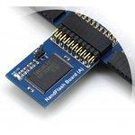Фото 2/5 NandFlash Board (A), Плата с распаянной 1ГБ NAND Flash памятью K9F1G08U0E (128М х 8 Бит)