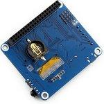 """Фото 2/5 Pioneer600, Многофункциональная плата расширения для Raspberry Pi Model B+ / Pi 2 / Pi 3 с OLED дисплеем 0.96"""""""