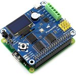 """Фото 3/5 Pioneer600, Многофункциональная плата расширения для Raspberry Pi Model B+ / Pi 2 / Pi 3 с OLED дисплеем 0.96"""""""