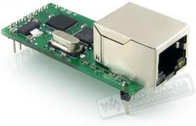 Фото 1/5 ETH TO 232 (A), Встраиваемый высокоскоростной модуль-преобразователь Ethernet (TCP/UDP) в UART