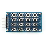 Фото 2/5 4x4 Keypad, Клавиатура для Arduino проектов, 16 кнопок (матрица 4х4)
