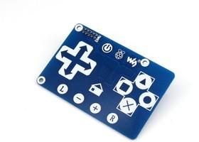 Фото 1/4 RPi Touch Keypad, Емкостная сенсорная клавиатура для одноплатного компьютера Raspberry Pi