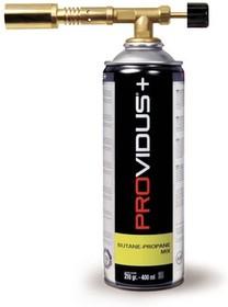 PV533 Набор, Газовая горелка PV500 + баллон со смесью газа пропан-бутан 330гр