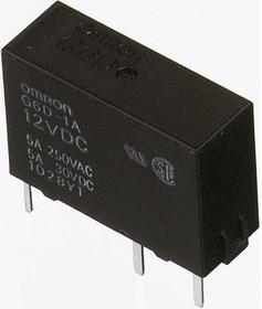 G6D-1A-ASI 12DC, Реле12VDC 1 зам. 5A/250VAC