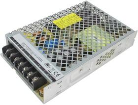 SRS-150-24, Источник питания AC/DC в корпусе, ITE, 1 выход(-ов), 156 Вт, 24 В, 6.5 А