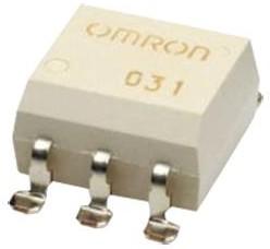 G3VM-31ER(TR05), МОП-транзисторное реле, SPST-NO, 10 А, Gull Wing, 30 В, 0.04 Ом, 2.5 кВ