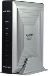 ADD-AP-GS1002A, AP-GS1002A - VoIP-GSM шлюз, 2 GSM канала, SIP & H.323, CallBack, SMS. Порты Ethernet 2x10/100 Mbps