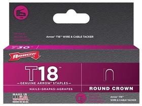 AR-187-1 , Скобы (круглые) 11мм для T18, 1000 шт.