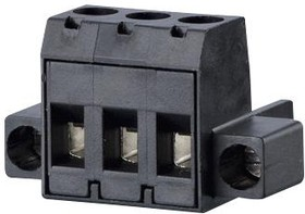 31351108, Съемная клеммная колодка, 5 мм, 8 вывод(-ов), 28AWG до 12AWG, 5 мм², Винт, 16 А