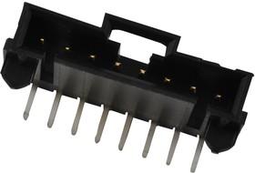 70555-0077, Разъем типа провод-плата, 2.54 мм, 8 контакт(-ов), Штыревой Разъем, SL 70555 Series