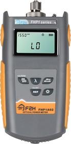 GRW-FHP1A02, Оптический измеритель мощности FHP1A02, от -60 до +3 дБм, 850/1300/1310/ 1490/1550/1625 нм