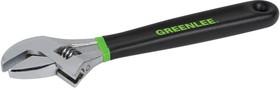 GT-0154-10D , Greenlee ключ гаечный разводной GT-0154-10D 10''