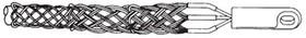 GT-30486, Greenlee чулок для вытяжки кабеля 44,4-56,9 мм,петля 254мм ,длина 1778мм, 42,7 кН