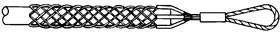 GT-30558, Greenlee Чулок для вытяжки кабеля 12,7-15,5 мм петля 203мм ,длина 533мм, 4 кН