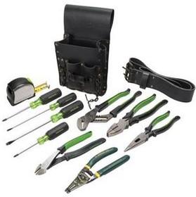 GT-56351, Greenlee набор инструмента 12 предметов