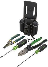 GT-56352, Greenlee набор инструмента 5 предметов
