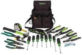 GT-89238, Greenlee набор инструмента 21 предмет