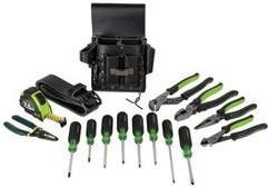 GT-89239, Greenlee набор инструмента 16 предметов