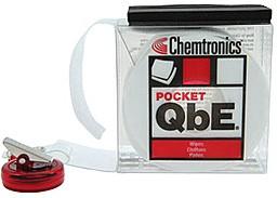 GT-pQbE, Greenlee pQbE - приспособление для чистки оптических коннекторов