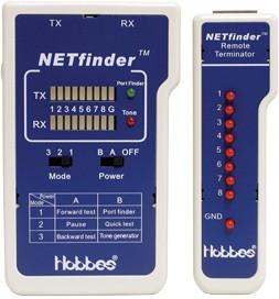 HB-256553, Тестер NETfinder