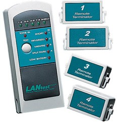 HB-256652A-IDT, Кабельный тестер LANTest Pro IDT