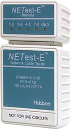 HB-E-400 , Кабельный тестер NETest-E