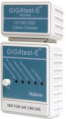 HB-E-650, GIGAtest-E 10/100/1000 Tester