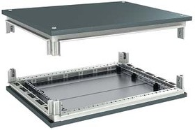 CQE Комплект крыша и основание для шкафов 1400х400мм