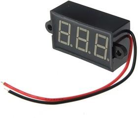 3.5-30VDC red IP68 (24x42mm )