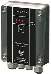 HMN-36-0313-001, Horstmann индикатор КЗ и замыкания на землю OPTO-F+E 3.0 ( на стену)